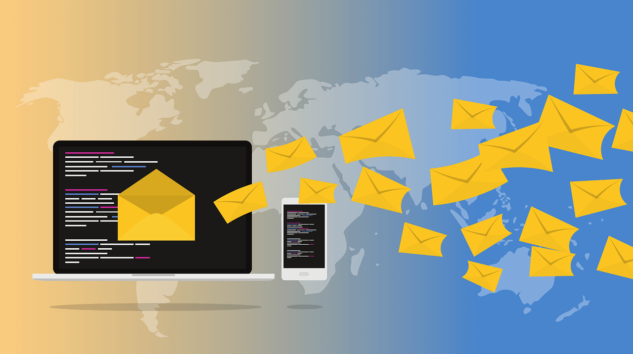 prenosni računalnik ovojnico E-poštni Marketing